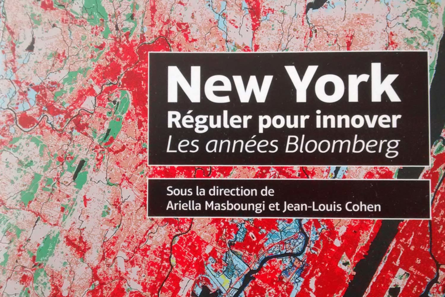 NEW YORK DE BLOOMBERG, L'INVENTAIRE